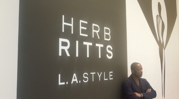 L'exposition Herb Ritts au Getty Center de Los Angeles