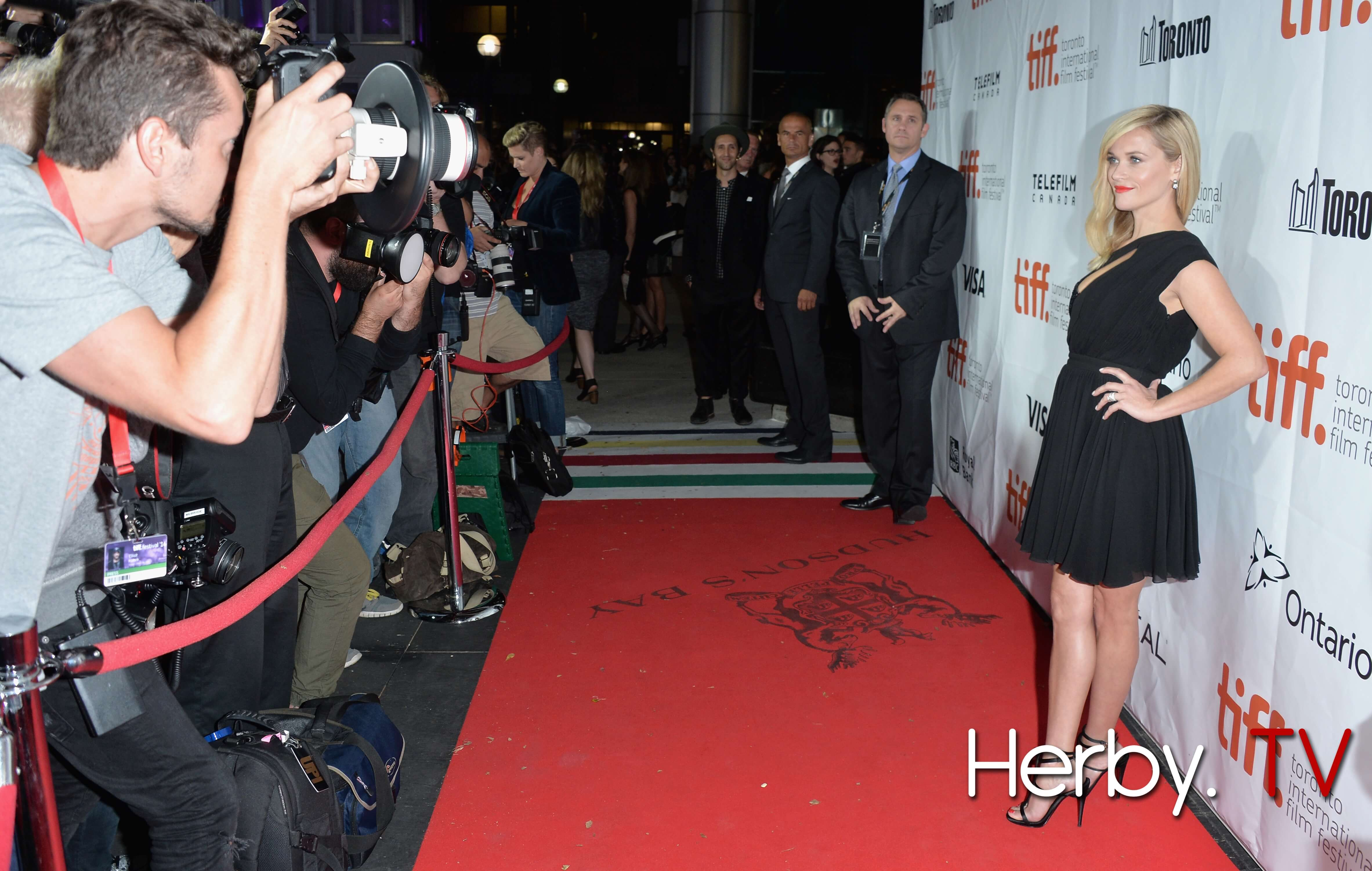 """Wild"" Premiere - Red Carpet - 2014 Toronto International Film Festival"
