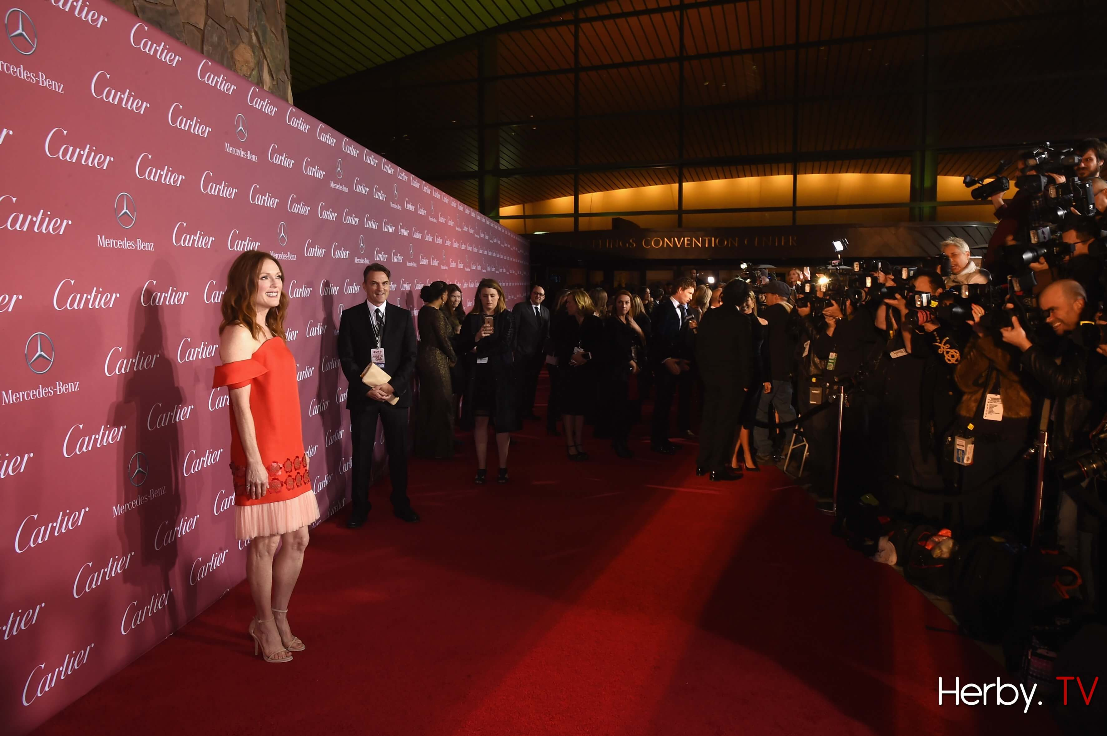 Palm Springs Film Festival : Le tapis rouge