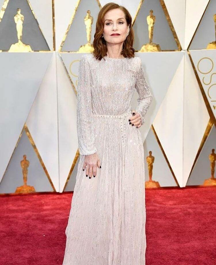 #isabellehuppert i like your style 🏽Goodnight and good luck